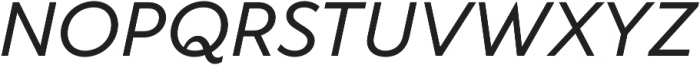 TT Wellingtons Medium Italic otf (500) Font UPPERCASE
