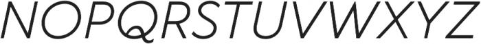 TT Wellingtons otf (400) Font UPPERCASE
