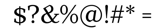 TTBellsDEMO Font OTHER CHARS