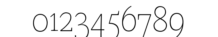 TTCoatsLight-DEMO Font OTHER CHARS