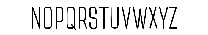 TTCottonsLight-DEMO Font LOWERCASE