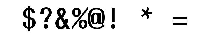 Tt-Kp-Medium Font OTHER CHARS