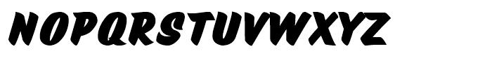TT Marks Black Font UPPERCASE