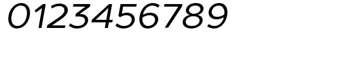 TT Prosto Sans Italic Font OTHER CHARS