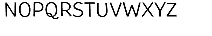 TT Souses Regular Font UPPERCASE