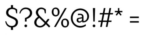 TT Crimsons Regular Font OTHER CHARS