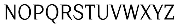 TT Crimsons Regular Font UPPERCASE