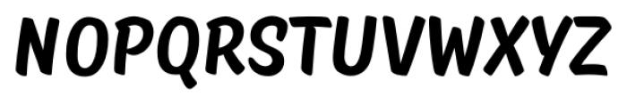 TT Masters Bold Font UPPERCASE