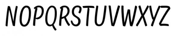 TT Masters Condensed Regular Font UPPERCASE