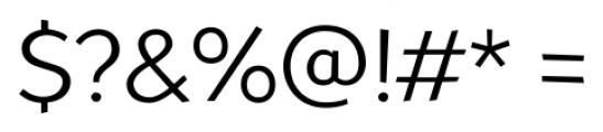 TT Souses Regular Font OTHER CHARS