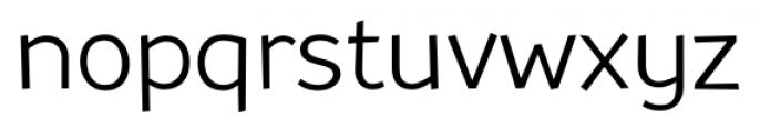 TT Souses Regular Font LOWERCASE