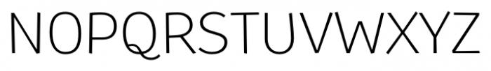 TT Souses Thin Bold Font UPPERCASE