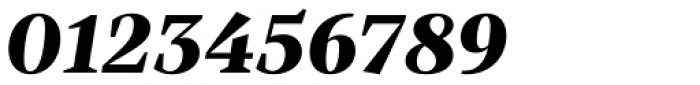 TT Barrels Extra Bold Italic Font OTHER CHARS