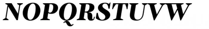TT Barrels Extra Bold Italic Font UPPERCASE