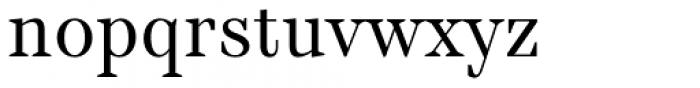 TT Barrels Regular Font LOWERCASE