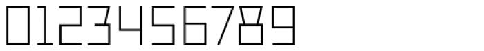 TT Bricks Light Font OTHER CHARS