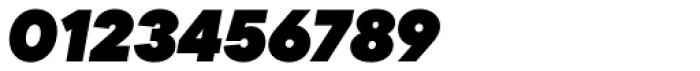 TT Commons Black Italic Font OTHER CHARS
