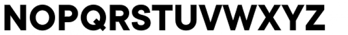 TT Commons Bold Font UPPERCASE