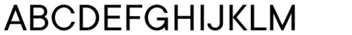 TT Commons Regular Font UPPERCASE