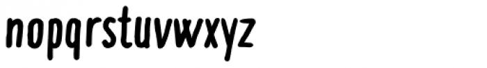 TT Compotes Citro Bold Font LOWERCASE