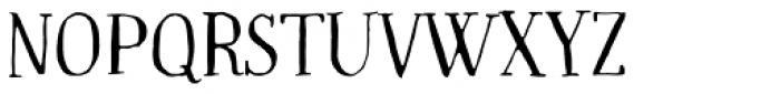 TT Compotes Espresso Font UPPERCASE