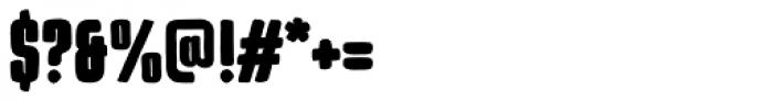 TT Cottons Black Font OTHER CHARS