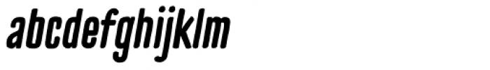 TT Cottons Bold Italic Font LOWERCASE