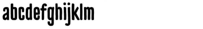 TT Cottons Bold Font LOWERCASE