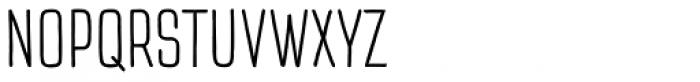 TT Cottons Light Font UPPERCASE
