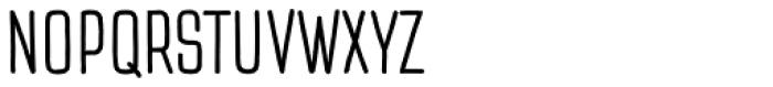 TT Cottons Regular Font UPPERCASE