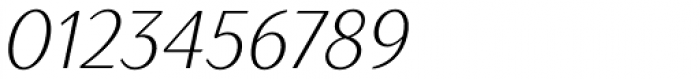 TT Drugs Condensed Light Italic Font OTHER CHARS