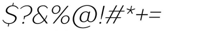 TT Drugs Light Italic Font OTHER CHARS