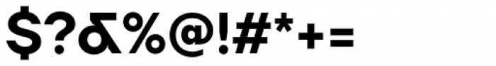 TT Firs Neue Demi Bold Font OTHER CHARS
