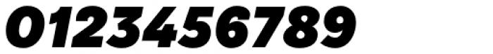TT Hazelnuts Black Italic Font OTHER CHARS