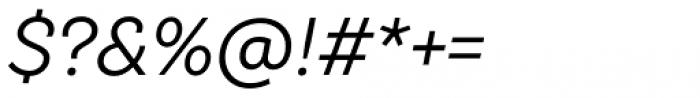TT Hazelnuts Italic Font OTHER CHARS