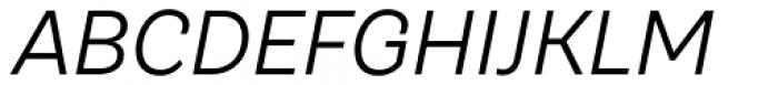TT Hazelnuts Italic Font UPPERCASE