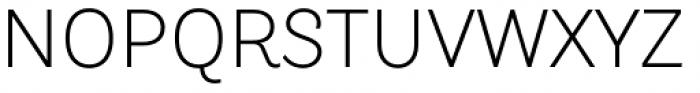 TT Hazelnuts Light Font UPPERCASE