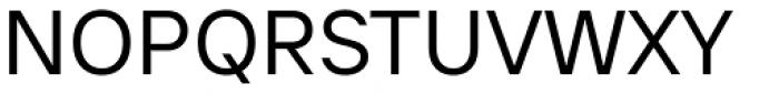 TT Interphases Variable Roman Font UPPERCASE