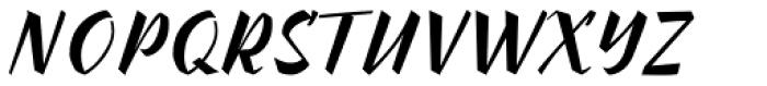 TT Inters Font UPPERCASE