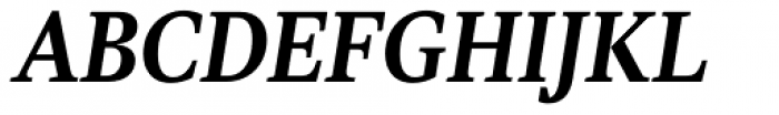 TT Jenevers Bold Italic Font UPPERCASE