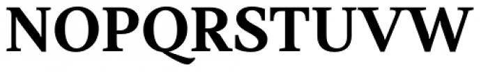 TT Jenevers Bold Font UPPERCASE
