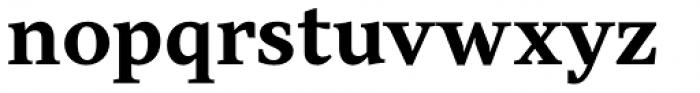 TT Jenevers Bold Font LOWERCASE