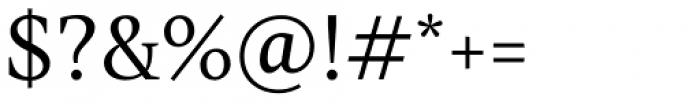TT Jenevers Light Font OTHER CHARS