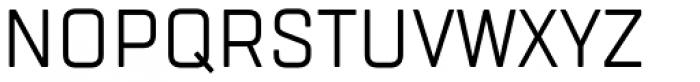 TT Lakes Condensed Regular Font UPPERCASE