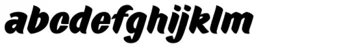 TT Marks Black Font LOWERCASE