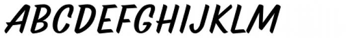 TT Marks Bold Font UPPERCASE