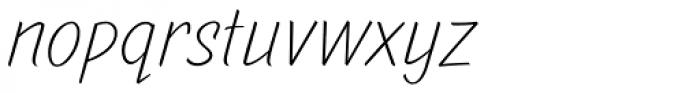 TT Marks Light Font LOWERCASE