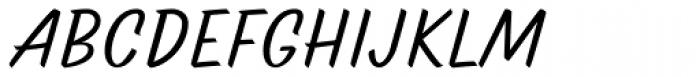 TT Marks Medium Font UPPERCASE