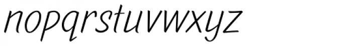 TT Marks Regular Font LOWERCASE