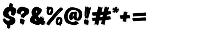 TT Masters Birds Black Font OTHER CHARS